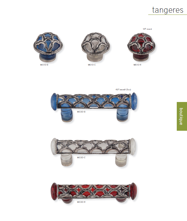 Cabinet Knobs & Pullls